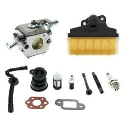 Carburetor Kit Air Filter For Stihl Ms210/ms230/ms250 021/023/025 Chainsaw Parts