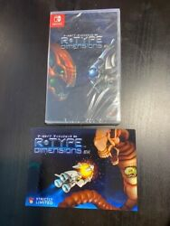 Switch   R-type Dimensions Ex  -strictly Limited -  Neuf / New