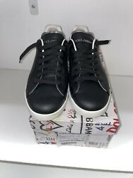 Authentic Dolce And Gabbana Mens Sneakers 12