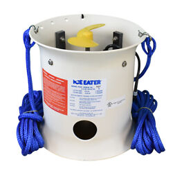 Ice Eater By Power House P500-25-115v 1/2hp 25' Cord 115v