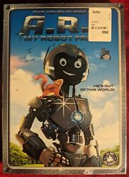 The Adventures Of A.R.I: My Robot Friend DVD 2019 New Sealed with Slipcover