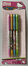 Hello Kitty Mechanical Pencils Pack Of 4