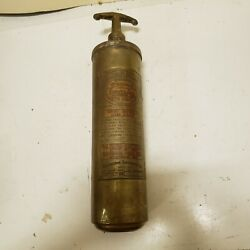 Wwii U.s. Army Ford Gpw Or Willys Mb Jeep Quick Aid Fire Extinguisher 1 Qt B2