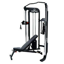 Inspire Fitness Ftx Functional Trainer With Bench Contact Us For Shipping