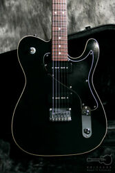 Moon Rm-dxii Bkr Cr 40th Ash Limited 2018 Guitar From Japan Kom627