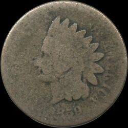 1959 Indian Head Cent