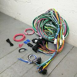 1935 - 1940 Ford Wire Harness Upgrade Kit Fits Painless New Complete Compact Kic