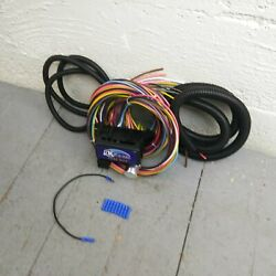 Wire Harness Fuse Block Upgrade Kit For 1969 And Earlier Volvo Rat Rod Hot Rod