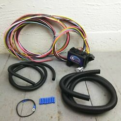 Wire Harness Fuse Block Upgrade Kit For 1978 - 1985 Buick Hot Rod Street Rod