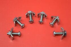 Corbin Speedometer Road Gear Clips For Safety Bead Rims. Post 1930 Antique Cycle