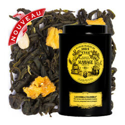 Mariage Freres Locombia Colombia 100g Green Tea Fruity Loose Leaf Canister Japan