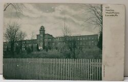 The Hamilton Watch Factory Company Lancaster Pa Udb Picture Postcard F5