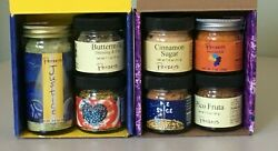 Penzeys Spices Justice And Heal The World Gift Boxes New/sealed