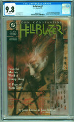 Hellblazer 1 Cgc 9.8 Dc 1988 White Pages 1st Series Many Appearances Hbo Max