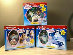 Vintage 1990s Unopened Fisher Price Once Upon A Dream - Princesses And Jumper Pony