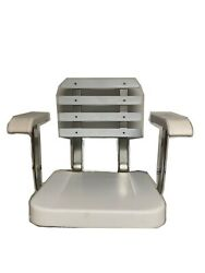 Todd Gloucester Ladder Bk Seat W/arm Rest Only No Cushions-94-1500nc