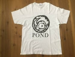 90and039s Pond Subpop Usa Made Pound Subpop Hanes T-shirt Rock Band Old Clothes