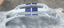 2015-2020 Mustang Front Bumper Cover Gt Cobra Shelby Gt350 Gt500 White Oem