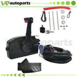 For Mercury Outboard Mechanical Side Mount Remote Control 14 Pin 881170a13