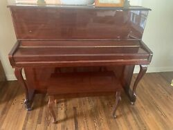 George Steck Upright Piano Local Pickup Only Toluca Lake Ca