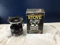 Vintage Coleman Feather 400B Backpacking Stove $70.00