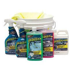 Un-duz-it Marine Kit Cleaning System With Boat And Deck Cleaners
