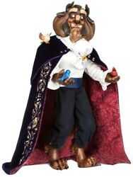 Disney Designer Limited Edition Collection Beast Doll From Beauty And The Beast