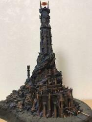 Danburymint The Lord Of The Ring Barad-dur Diorama Statue