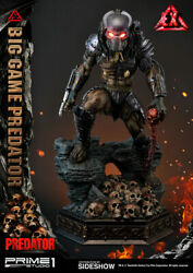 Sideshow Exclusive Big Game Predator Statue - Prime One Studio Sealed Sold Out