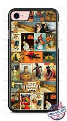 Vintage Halloween Movie Poster Phone Case For Iphone 12 Samsung Note 10 Google 3