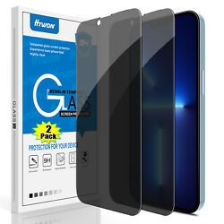 For Iphone 12/13 Pro Max/mini Privacy Anti-spy Tempered Glass Screen Protector
