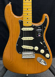 Fender American Professional Ii Stratocaster-roasted Pine/maple-