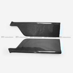For Nissan 09-11 Gtr R35 Carbon Fiber Inner Rear Shifter Console Stick On Cover
