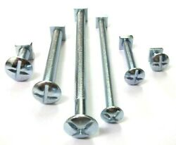 Roofing Bolts With Nuts Zinc M6 And M8 Fixing Roof. 19 Sizes Top Quality