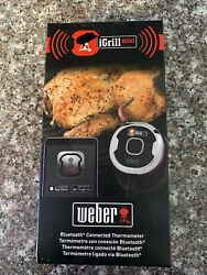 Weber I-grill Mini Bluetooth Connected Thermometer 7202 Never Used
