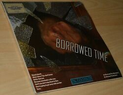 Borrowed Time Adventure Atari St Boxed New/sealed Collectible English