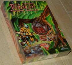 Rubicon Atari St Big Boxed New/sealed Collectible With Poster English