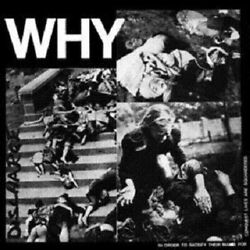 Discharge And039whyand039 Vinyl Lp New And Sealed - Ltd Edition In Grey Vinyl