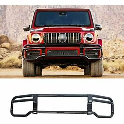 W464 G63 Amg Skid Plate G-class Mercedes W463a 2018+ Stainless Steel Front Guard