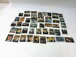 Estate Find Lot Of 48 Topps T.c.g. Beatles Color Cards Trading Cards