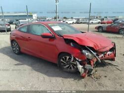Passenger Front Door Electric Coupe Keyless Ignition Fits 16-19 Civic 608968