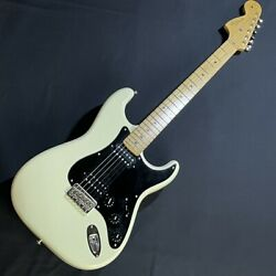 Used Vanzandt Stv-70mh White Electric Guitar Free Shipping