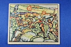 1938 Gum Horrors of War #1 quot;Marco Polo Bridge First Fighting VG Condition