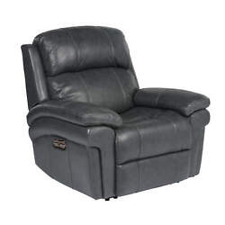 Sunset Trading Luxe Leather Power Reclining Chair Su-9102-94-1394-85