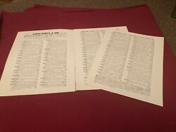 Aabk4 Antiques Advert 11x9 X3 James Rimmell And Son Paintings List