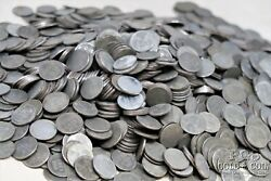 1943 Lincoln Wheat Steel Cents 1c Penny Pennies No Rust 1674 Us Coins 21515