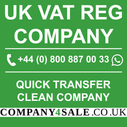 Management Vat Registered Limited Company Business Companies
