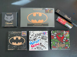 New Revolution Makeup Batman Forever Flawless Thiscity Needs Me Palette And More
