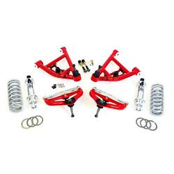 Umi 3059-3-r 78-88 G-body Front End Kit 650lb Drop Red