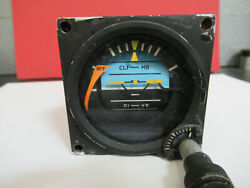 Indicator Attitude 501-1197-08 Ai-804u Bfgoodrich Aircraft As Pictured And100-s-18